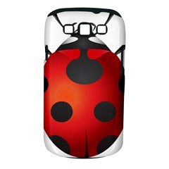 Ladybug Insects Samsung Galaxy S Iii Classic Hardshell Case (pc+silicone)