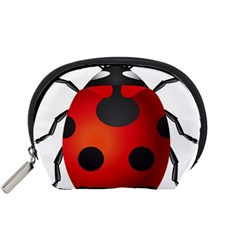 Ladybug Insects Accessory Pouches (small)