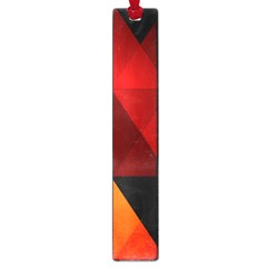 Abstract Triangle Wallpaper Large Book Marks
