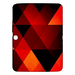 Abstract Triangle Wallpaper Samsung Galaxy Tab 3 (10 1 ) P5200 Hardshell Case