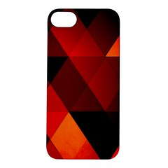 Abstract Triangle Wallpaper Apple Iphone 5s/ Se Hardshell Case