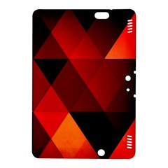 Abstract Triangle Wallpaper Kindle Fire Hdx 8 9  Hardshell Case