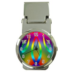 Colorful Easter Egg Money Clip Watches