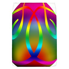 Colorful Easter Egg Flap Covers (s)