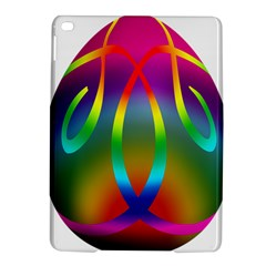 Colorful Easter Egg Ipad Air 2 Hardshell Cases