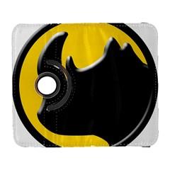 Black Rhino Logo Galaxy S3 (flip/folio)