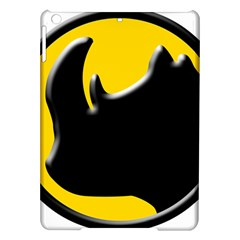 Black Rhino Logo Ipad Air Hardshell Cases