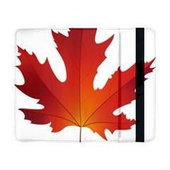 Autumn Maple Leaf Clip Art Samsung Galaxy Tab Pro 8 4  Flip Case
