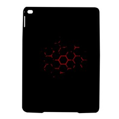 Abstract Pattern Honeycomb Ipad Air 2 Hardshell Cases
