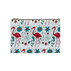 Flamingo Cosmetic Bag (medium)
