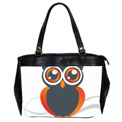 Owl Logo Office Handbags (2 Sides)