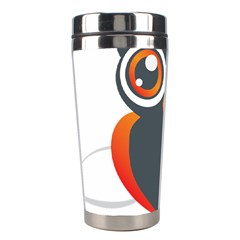 Owl Logo Stainless Steel Travel Tumblers