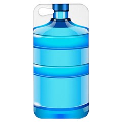 Large Water Bottle Apple Iphone 5 Hardshell Case