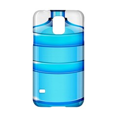 Large Water Bottle Samsung Galaxy S5 Hardshell Case