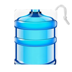 Large Water Bottle Drawstring Pouches (extra Large)