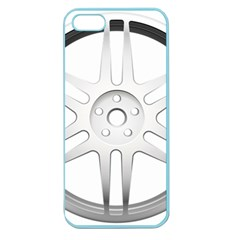 Wheel Skin Cover Apple Seamless Iphone 5 Case (color)