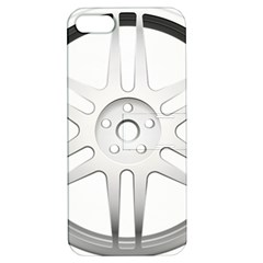 Wheel Skin Cover Apple Iphone 5 Hardshell Case With Stand