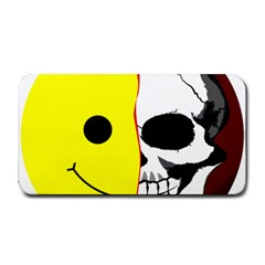 Skull Behind Your Smile Medium Bar Mats