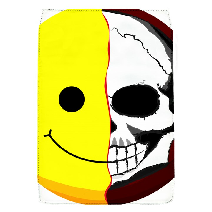 Skull Behind Your Smile Flap Covers (S)