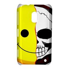 Skull Behind Your Smile Nokia Lumia 620