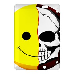 Skull Behind Your Smile Kindle Fire Hdx 8 9  Hardshell Case