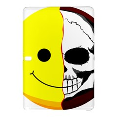 Skull Behind Your Smile Samsung Galaxy Tab Pro 10 1 Hardshell Case