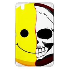 Skull Behind Your Smile Samsung Galaxy Tab Pro 8 4 Hardshell Case