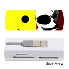 Skull Behind Your Smile Memory Card Reader (stick)