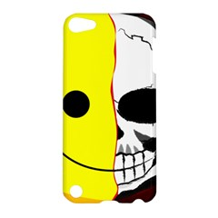 Skull Behind Your Smile Apple Ipod Touch 5 Hardshell Case