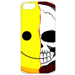 Skull Behind Your Smile Apple Iphone 5 Classic Hardshell Case