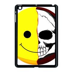 Skull Behind Your Smile Apple Ipad Mini Case (black)