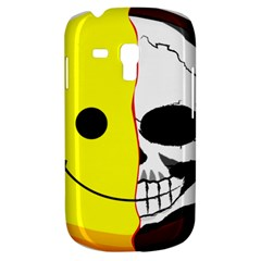 Skull Behind Your Smile Galaxy S3 Mini