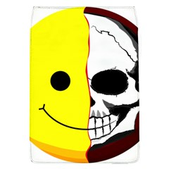 Skull Behind Your Smile Flap Covers (l)