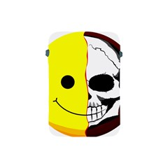 Skull Behind Your Smile Apple Ipad Mini Protective Soft Cases