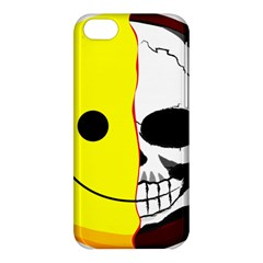 Skull Behind Your Smile Apple Iphone 5c Hardshell Case