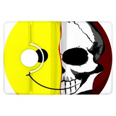 Skull Behind Your Smile Kindle Fire Hdx Flip 360 Case