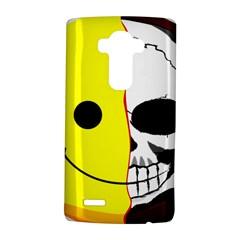 Skull Behind Your Smile Lg G4 Hardshell Case