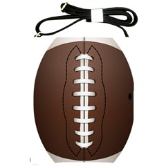 Football Ball Shoulder Sling Bags