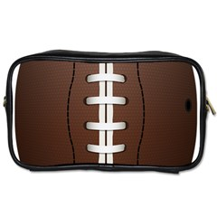 Football Ball Toiletries Bags 2 Side