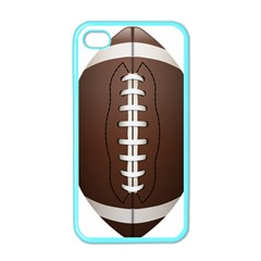 Football Ball Apple Iphone 4 Case (color)