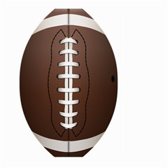 Football Ball Large Garden Flag (two Sides)