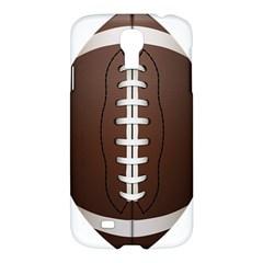 Football Ball Samsung Galaxy S4 I9500/i9505 Hardshell Case