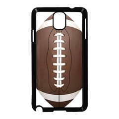 Football Ball Samsung Galaxy Note 3 Neo Hardshell Case (black)