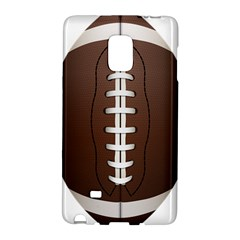 Football Ball Galaxy Note Edge