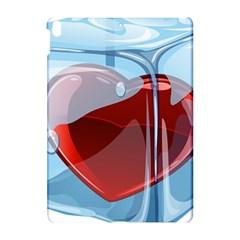Heart In Ice Cube Apple Ipad Pro 10 5   Hardshell Case