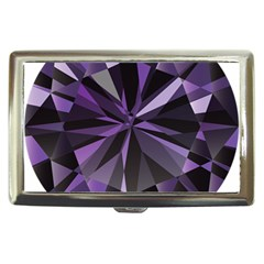 Amethyst Cigarette Money Cases