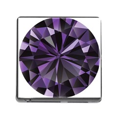 Amethyst Memory Card Reader (square)