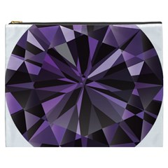 Amethyst Cosmetic Bag (xxxl)