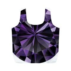 Amethyst Full Print Recycle Bags (m)