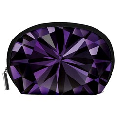 Amethyst Accessory Pouches (large)